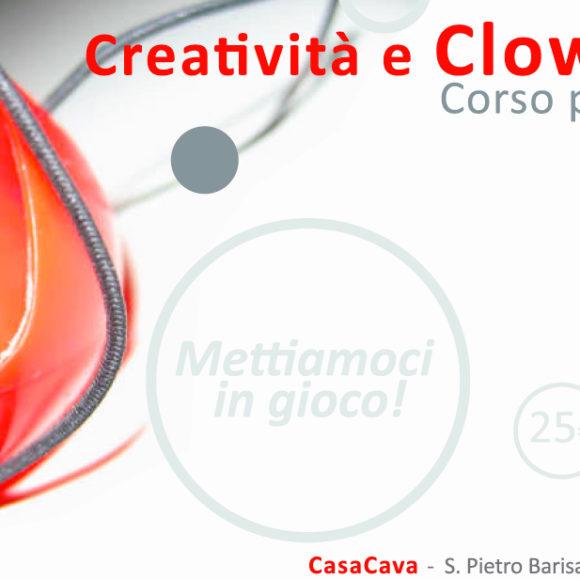 """""""Creatività e Clownterapia"""" – corso per clown sociali"""