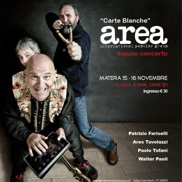 XXVI Edizione del GEZZIAMOCI – Jazz Festival di Basilicata