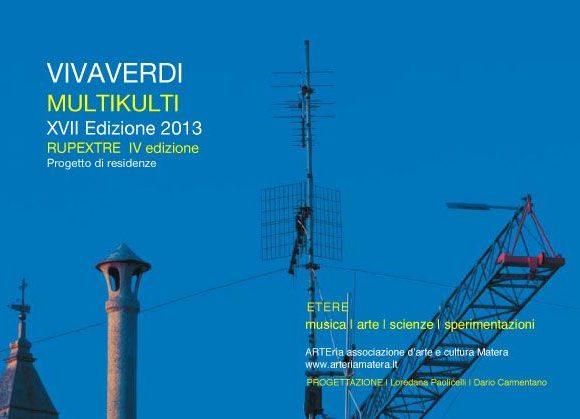 VIVAVERDI MULTIKULTI XVII Edizione 2013