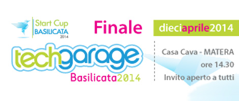 TechGarage Basilicata 2014 a Casa Cava