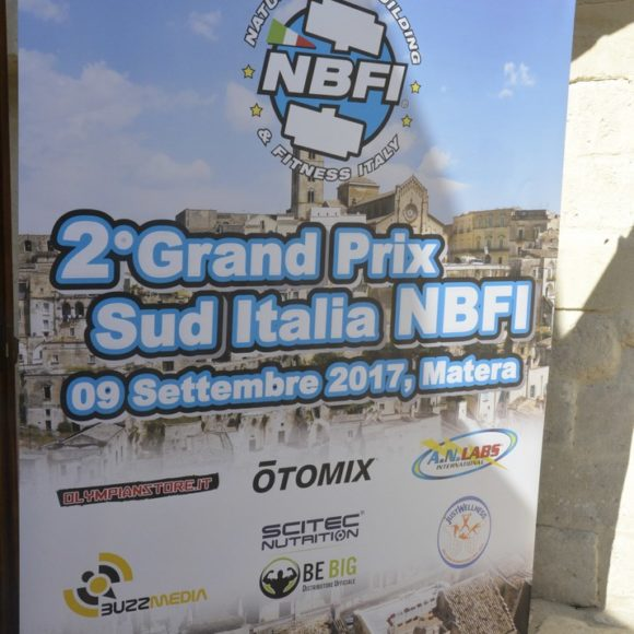 Natural Bodybuilding & Fitness Italy