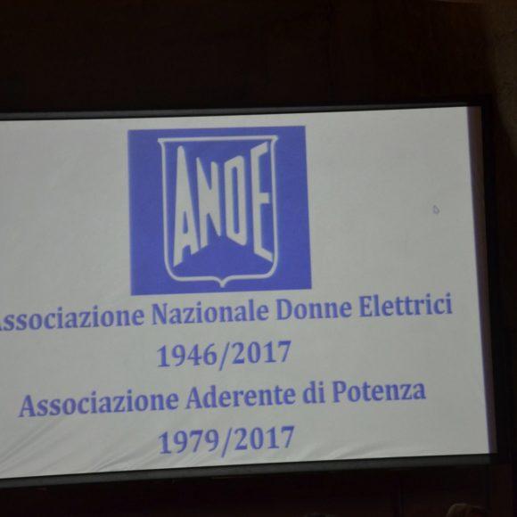 Convegno ANDE- Associazione Nazionale Donne Elettrici