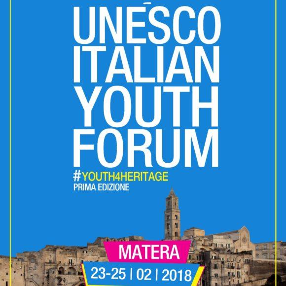 UNESCO ITALIAN YOUTH FORUM