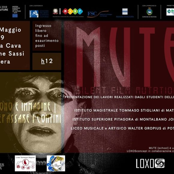 MUTE – Silent Film Mutation