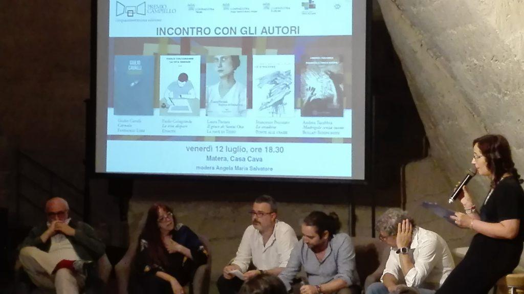 A Matera i finalisti del Premio Campiello