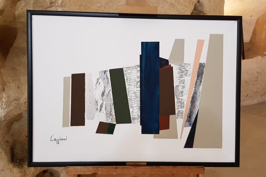 Mostra di Giuseppe Caggiani