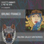 Bruno Franco e Valeria Galizzi Santacroce: Oggetti animati e pietre vive