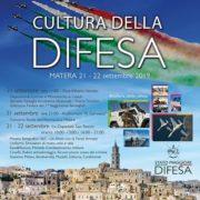Il 21 e il 22 settembre a Matera arrivano le Forze Armate