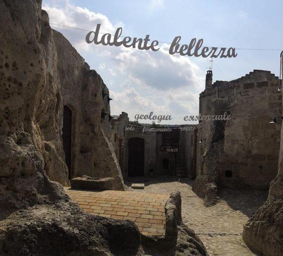 """Il """"Vicinato a Pozzo"""": a Matera il primo tassello del Parco della Storia dell'Uomo"""