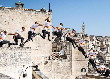 Red Bull Art of Motion il 5 ottobre a Matera