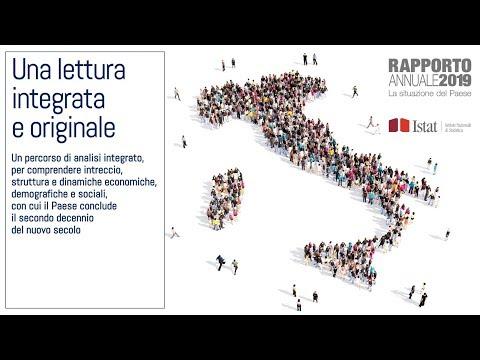 Matera, il 23 nell'Aula Magna del Campus presentazione del Rapporto Annuale 2019 dell'Istat