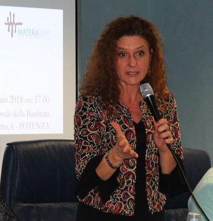 """""""Il tesoro linguistico della Basilicata"""": all'Unitep conferenza della professoressa Del Puente"""