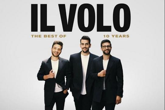 Il Volo, in onda il 19 su Canale 5 uno speciale con le immagini del concerto a Matera