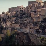 """No time to die"", Matera protagonista del trailer"