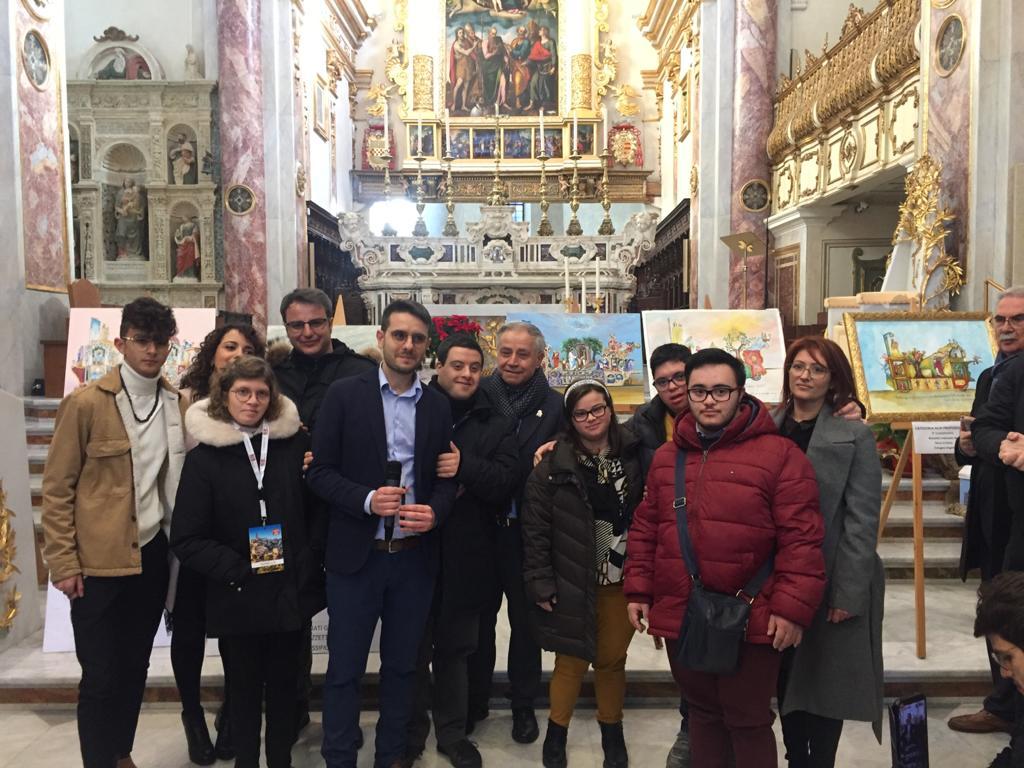 Festa della Bruna, presentato il bozzetto del carro 2020 firmato da Eustachio Santochirico