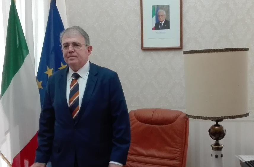 """È rimasto""""stregato da Matera"""" il nuovo prefetto Rinaldo Argentieri"""