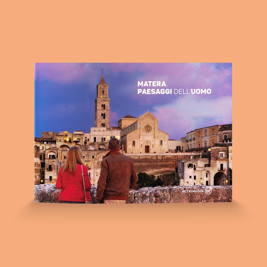 """""""Matera, paesaggi dell'uomo"""", il 25 presentazione del libro fotografico di Michele Morelli con testi a cura dell'archeologa Isabella Marchetta"""