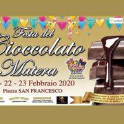 Ritorna a Matera la Festa del Cioccolato