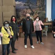Raccolti dall'Associazione MUV di Matera oltre 1200 euro per la Mensa dei Poveri di Don Angelo