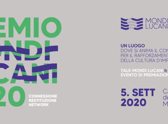 """""""Premio Mondi Lucani"""" il 5 settembre nel Castello del Malconsiglio di Miglionico"""