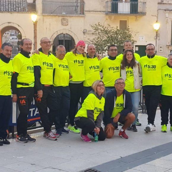 Matera, il 26 settembre torna la Yellow Run