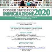 Dossier Statistico Immigrazione 2020, oggi la presentazione