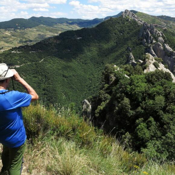 """Al via il nuovo anno di escursioni del Cai Matera """"Falco Naumanni"""""""