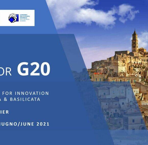 Il Consorzio Industriale di Matera propone al G20 le migliori opportunità di business lucane
