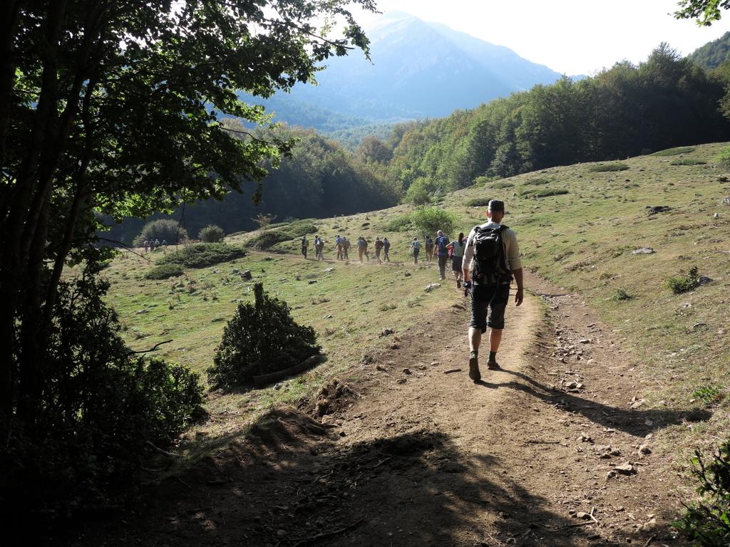 La Basilicata ospiterà la XXII Settimana Nazionale dell'Escursionismo CAI con convegno finale a Matera