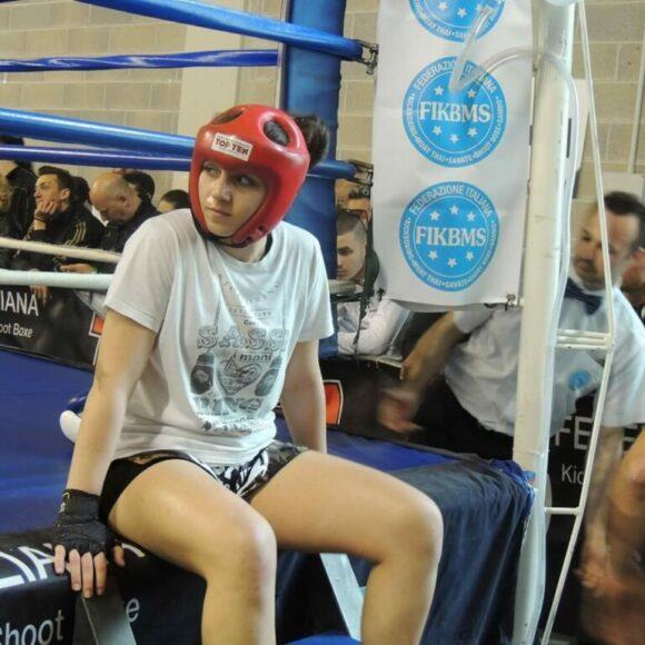 La favola della fighter materana Debora Fiorino, unica lucana ai Campionati WAKO di kickboxing