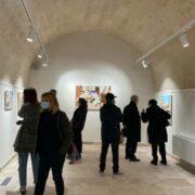 """Inaugurata a Matera """"Remember me"""" di Lionetti: flash di un passato recente dai colori vivaci che diventano arte"""