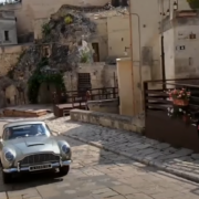 James Bond loves Matera