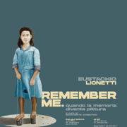 """""""Remember me – Quando la memoria diventa pittura"""": inaugurazione della mostra di Eustachio Lionetti il 16 ottobre a Matera nelle scuderie di Palazzo Malvinni Malvezzi"""